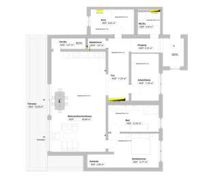 Markus-Stübner-Straße 10, 08525 Plauen<br>2.Obergeschoss (Wohnung 9)