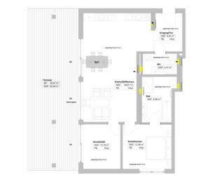 Markus-Stübner-Straße 10, 08525 Plauen<br>Erdgeschoss (Wohnung 2)