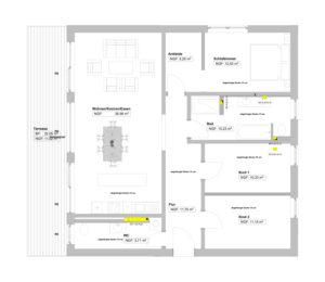 Markus-Stübner-Straße 10, 08525 Plauen<br>1.Obergeschoss (Wohnung 4)